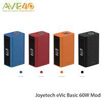 basic display - Original Joyetech EVic Basic W TC Box Mod RTC VT Ni Ti SS316 VW TCR BYPASS Modes MAH Capacity RTC Display Dual Circuit
