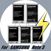 note 3 battery - Cell Mobile Phone Battery For Samsung Galaxy Note mAH Batteries With Retail Package Free DHL