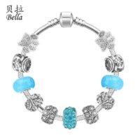 Cheap Luxury European Dog Paws Charms Beads Bracelets Wholesale For Women Cheap bracelet High Quality bracelet costume jewelry