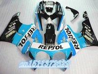 Wholesale Motorcycle fairing kits for CBR RR CBR RR CBR blue repsol fairings parts