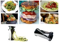 Wholesale LEKOCH new Kitchen Tools spiral potato vegetable and fruit slicer blades spiralizer for home and restaurant LS