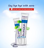 Wholesale Non trace pox eliminated cream Anti acne acne cream skin acne shrink pores control oil and moisturizing facial skin care DHL Free shopping