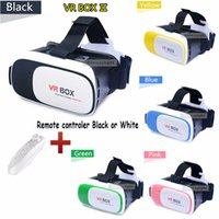 android plastic - Head Mount Plastic VR BOX Version VR Virtual Reality Glasses Rift Google Cardboard D Movie for quot quot Smart Phone