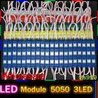 advertising words - lens LED LED Module DC12V Waterproof High Brightness advertising board Blister word Yellow Green Red Blue White Warm