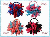Cheap Hair Bows Hair Accessories Best Lace Solid ponytail hair