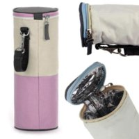 Wholesale Travel Portable Baby Kids Feeding Milk Bottle Warmer Storage Holder Carry Bag bag magnet baby girl for sale