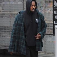 Wholesale 2016 Spring ANTI SOCIAL CLUB Sweatshirts Mens Hip Hop Streetwear Fleece Sleeve Hedging Hoodies KANYE WEST Air For Sale