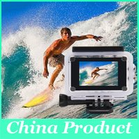 Wholesale X9 WIFI Action Sport Camera Full HD P LCD Action Sport Camera Underwater M Waterproof camera Newest