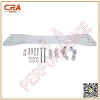 Wholesale CRA Performance Aluminum Silver subframe reinforcement brace for Civic EG Chassis