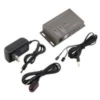 av repeater - New IR Infrared Remote Control Repeater Extender AV Kit Emitters Receiver