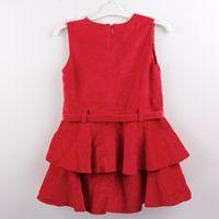 Wholesale Brand New kids dress cotton red bag