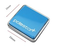 Wholesale NEW Polestar Blue metallic mm S60 Xc60 its V60 Modified Car Decal for Volvo