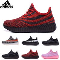Cheap Adidas Original 2016 Yeezy Boost 550 Running Shoes Footwear Sneakers Men And Women Kanye West Yeezy 350 milan Sport Shoes With Box