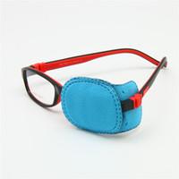 astigmatism vision - Children Amblyopia Eye Patches For Glasses Kids Astigmatism Strabismus Lazy Eye Patch Boys Girls Vision Training