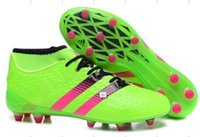 Wholesale New Cheap purecontrol Shoes soccer boot Soccer Shoes Pure Control Football Cleats Soccer Boots All green Original Quality Football
