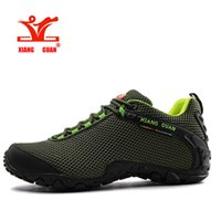 Cheap Fashional XIANGGUAN 81286 New Charming Couples shoes ,Anticollision Toe , Breathable Travelling mesh Waterproof love Outdoor Couples shoes