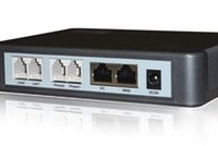 Wholesale New Rock voip ata adapter HX422E FXS FXO Sip Enterprise Gateway running on embedded Linux operating system