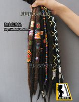 Wholesale Reggae wig color measurement dance ofdynamism sports wig dreadlocks