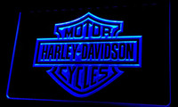 Wholesale Ls270 b Harley Davidson Motor Cycles Neon Light Sign jpg