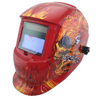 Wholesale Automatic Darkening solar Welding Helmets Mask welder goggles welding glasses for Mig Tig Arc welding equipment