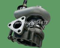 accent crdi - TD025 turbocharger for HYUNDAI Accent Matrix KIA Cerato CRDi Enigine D3EA CRDI HP HP with gaskets