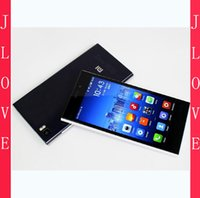xiaomi mi3 wcdma - HOT Xiaomi Mi3 Phone GB RAM GB ROM Quad Core Qualcomm Snapdragon GHz Android KitKat MIUI V5 MP Camera G WCDMA Smart Phone