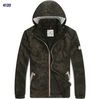 Wholesale new two side autumn and winter men famous clssic brand m0ncler casual jacket m xxl