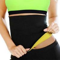 Wholesale Yoga Slimming Belt Body Shaper Waist Belt with Neoprene Material Adjustable Waist Training Corsets Slimming Belt
