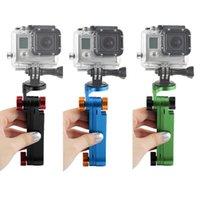 Wholesale Aluminum Fold Stabilizer Hand Grip Mount Holder Monopod for GoPro HD Hero