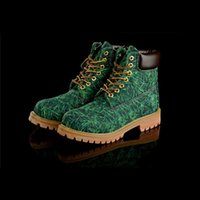 Wholesale Novelty Flat Martin Boots Lace Up Genuine Leather Kids Boots Luxury Designer Childrens Shoes for Boys and Girls C002