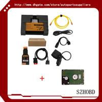 b usb keys - V2016 BMW ICOM A3 B C D Professional Diagnostic Tool Hardware V1 with Free Wifi Function HDD version DHL free
