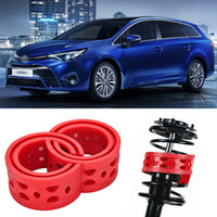 Wholesale 2pcs Super Power Rear Car Auto Shock Absorber Spring Bumper Power Cushion Buffer Special For Toyota Avensis
