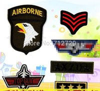 Wholesale 5 Design Patches Appliques Iron On Patches Made of Clothes
