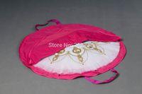 belly dance bags - rose red Ballet Tutu Bag grey Ballet Professional Dance Receive Package black Dance Tutu Bags tutu bag