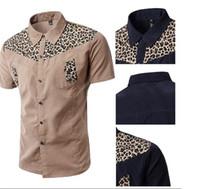 designer clothes for men - summer men shirts new arrive dress shirt hot sale casual shirts for men slim fit mens designer clothes shorts sleeve shirts man