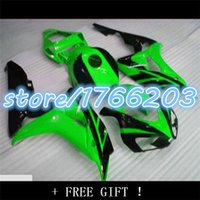 aftermarket honda accessories - Aftermarket Motorcycle Fairings Body Kit For CBR1000 Green Motorcycle Accessories Parts