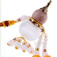 Wholesale Car Decoration Perfume Pendant Gourd Style Design Beads Pendant Hanging Ornament