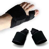 Wholesale Feet Care Soft Bunion Splint Hallux Valgus Correction System Medical Pedicure Device Separator Valgus Pro Foot Care Tool WB0184