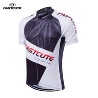 Wholesale 17 Style Fastcute Popular Man Cycling Jersey Tops Bike Short Sleeve shirt Clothing Sportswear Clothes outdoor wear FC03