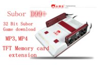 android music download - 2015 new Video game machine bit game download MP3 MP4 Memory card extension machine subor d99