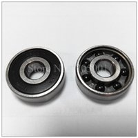 Wholesale mm hybrid ceramic bearing Longboard bearings RS x22x7mm