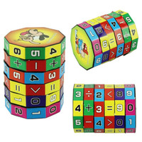 Wholesale New Design Puzzle Cube Children Education Learning Math Toys for Kids New Hot Sale