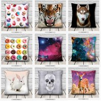Wholesale High Quality Pillow Case Bedding Room Cute Case Home Decor Pillow Cover Home Living