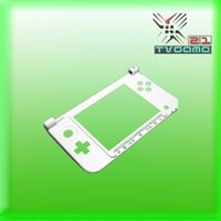 Wholesale White Black Color Original New Replacement Shell Housing Middle Frame for Nintendo for DS XL DS LL Middle Frame