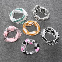 animal print ring - 34styles Ins Baby scarf Neck Wraps Ring Scarves Children Neckerchief Fashion Winter Shark fox Boys Girls Kids Clothing Accessories