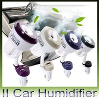 apples fragrance oil - Nanum II Car Charger Air Humidifier Vehicular essential oil ultrasonic humidifier Aroma mist car fragrance Diffuser DHL