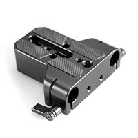 Wholesale Smallrig Low Profile Base Plate with Rod Rail Clamp for Sony Fs7 Sony A7 Series Canon C100 c300 c500
