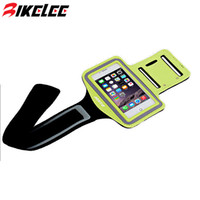 Wholesale Waterproof Cycling Bike Workout Holder Pounch For iphone inch or inch Cell Phone Arm Bag Band Fashion High Quality