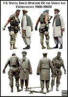 afghan kits - Models Building Toy Model Building Kits Resin Model EM US Special forces Operator AND Afghan Man