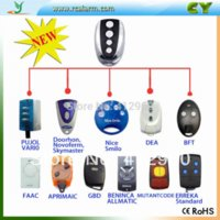 Wholesale 2014 Newest Remote Control multi Compatible for Kinds of Rolling code with Nice BFT FAAC GBD